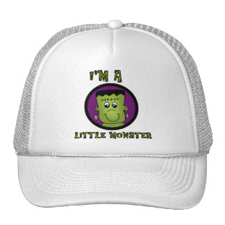Little Monster Halloween Tshirts and gifts Trucker Hat