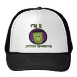 Little Monster Halloween Tshirts and gifts Mesh Hats