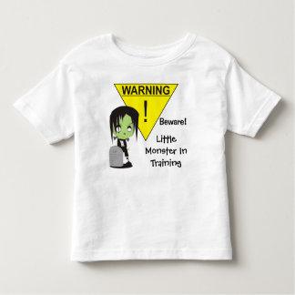 Little Monster In Training! Toddler T-shirt
