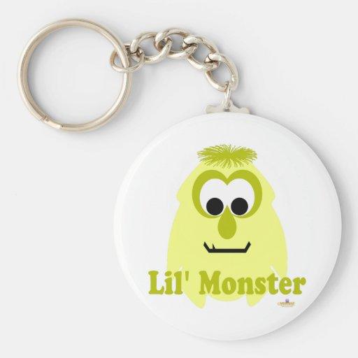 Little Monster Lil' Limone Lil' Monster Key Chain