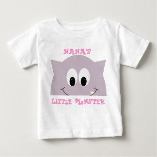 Little Monster - Lilac Baby T-Shirt