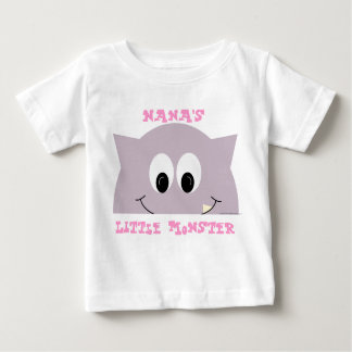 Little Monster - Lilac Tee Shirts