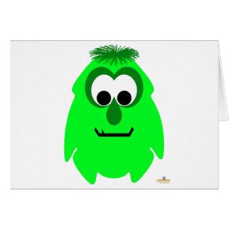 Little Monster Limey Lena Card
