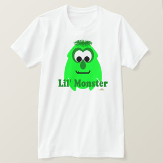 Little Monster Limey Lena Lil' Monster T-Shirt
