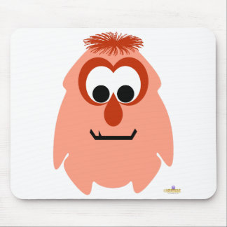 Little Monster Mellow Jellow Mouse Pad