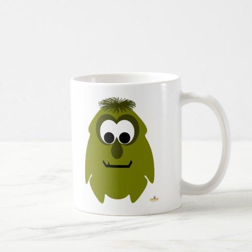 Little Monster Olive Garden Classic White Coffee Mug