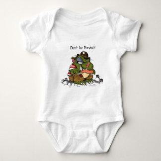 Little Monster Peevish by Mercer Mayer Baby Bodysuit