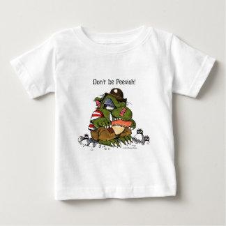 Little Monster Peevish by Mercer Mayer Baby T-Shirt