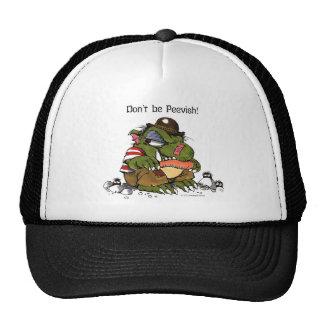 Little Monster Peevish by Mercer Mayer Trucker Hat