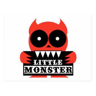 Little Monster Post Cards