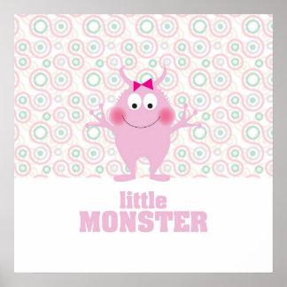 Little Monster Posters