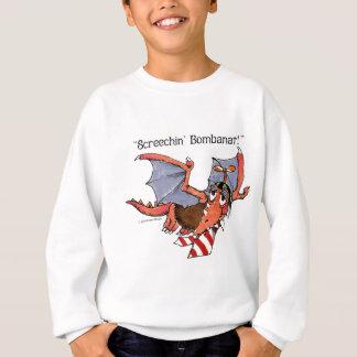 Little Monster Screechin' Bombanat Sweatshirt