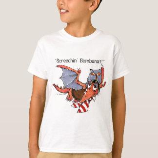 Little Monster Screechin' Bombanat T-Shirt