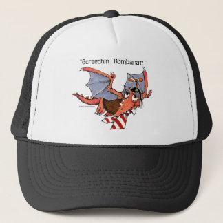 Little Monster Screechin' Bombanat Trucker Hat