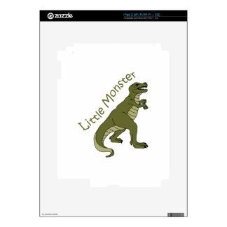 Little Monster Skins For The iPad 2