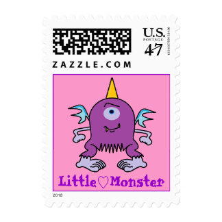 Little Monster Stamp v2