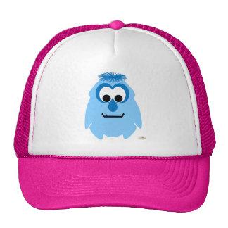 Little Monster Surfer Dude Trucker Hat