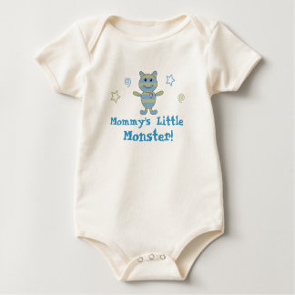 Little Monsters Baby Top Bodysuits