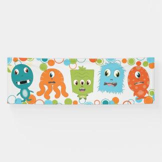 Little Monsters Banner