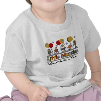 Little Monsters First Birthday Tee Shirts