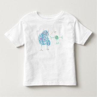Little Monsters / Monstruitos Toddler T-shirt