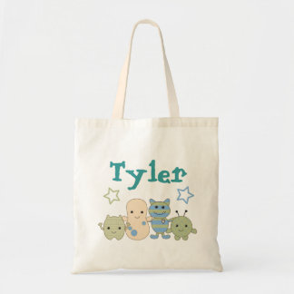 Little Monsters Tote Carrying Baby Bag