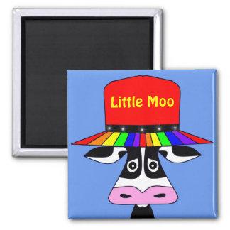 Little Moo Magnet