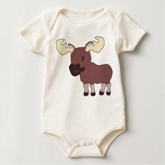 Little Moose Baby Shirt