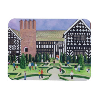 Little Moreton Hall 1995 Magnet
