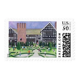 Little Moreton Hall 1995 Postage