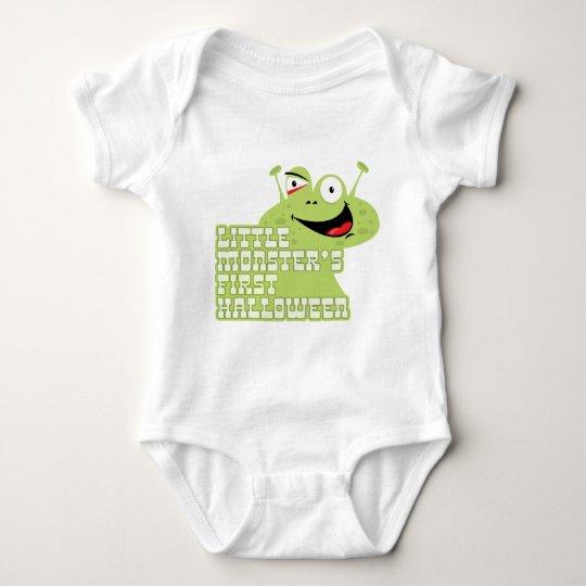 Little Moster's First Halloween T-Shirt