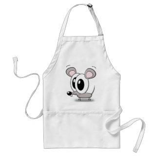 little mouse delantal