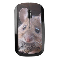 Little Mouse Design Wireless Mouse