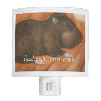 Little Mouse Night Light