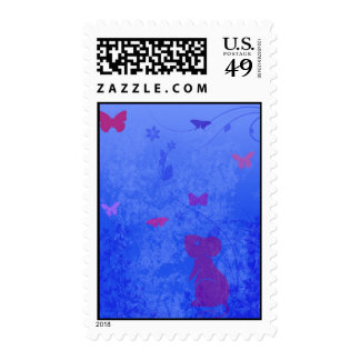 Little Mousie Postage Stamps