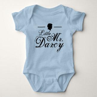 Little Mr. Darcy Baby Bodysuit