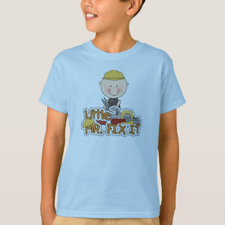Little Mr. Fix It - Pliers T-shirts and Gifts