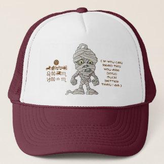 Little Mummy Trucker Hat