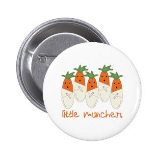 Little Munchers Buttons