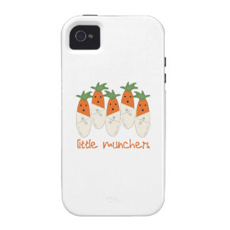 Little Munchers iPhone 4/4S Cover