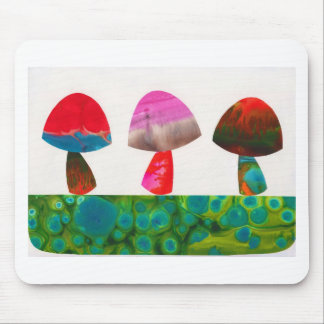 Little Mushies Mouse Pad