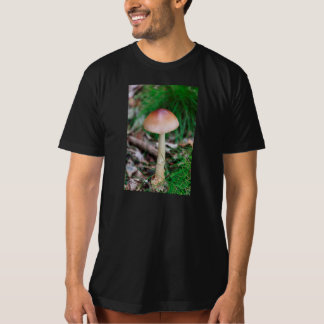 Little Mushroom in the Green Grass T-Shirt