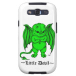 Little nasty Devil Galaxy SIII Cover
