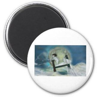 Little Nemo 2 Inch Round Magnet