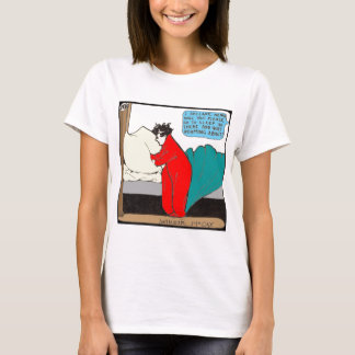 """Little Nemo"" in Bed T-Shirt"