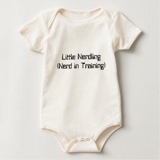 Little Nerdling (Nerd in Training) Baby Bodysuit