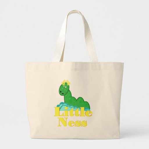 Little Ness Tote Canvas Bags