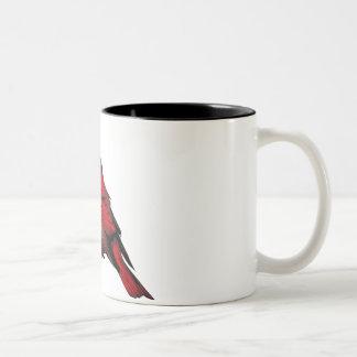 Little Network Bird Coffee Mug