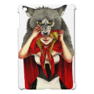 Little Network Riding Hood Cover For The iPad Mini