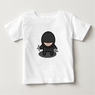 Little Ninja Baby Halloween Tee
